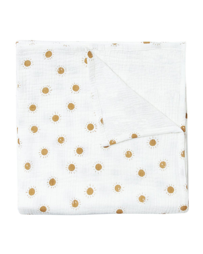 Little rylee + cru baby accessories sun swaddle