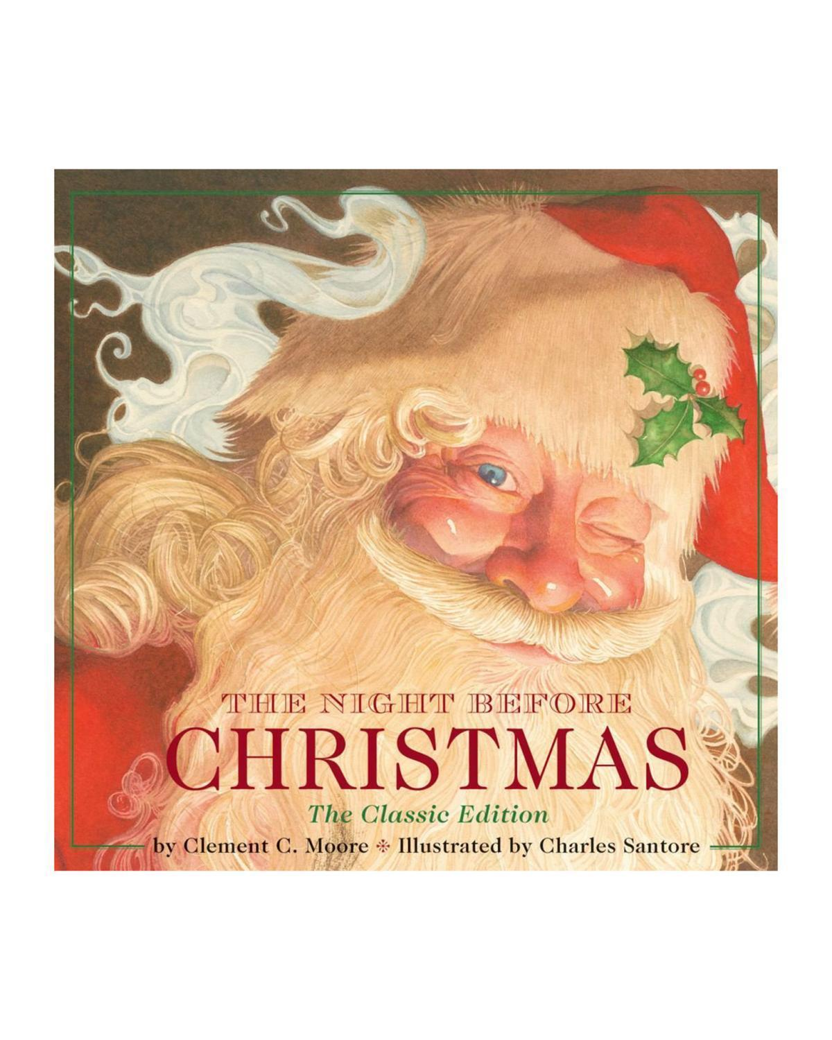 Little simon + schuster play The Night Before Christmas