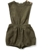 Little soor ploom girl fernanda playsuit in morel