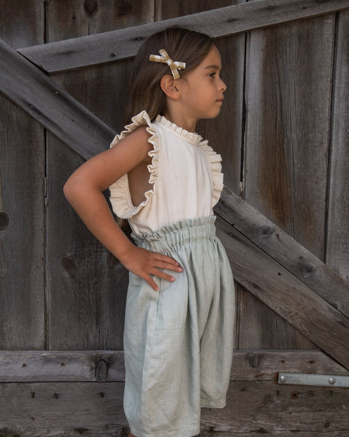 Little soor ploom girl hetty culotte in mist