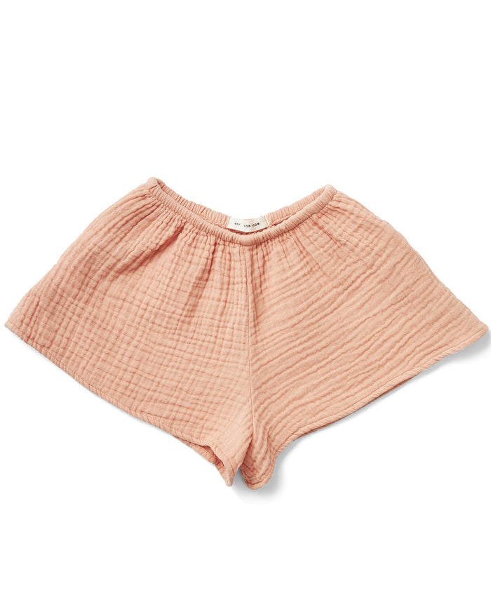 Little soor ploom girl mi casa shorts in melon