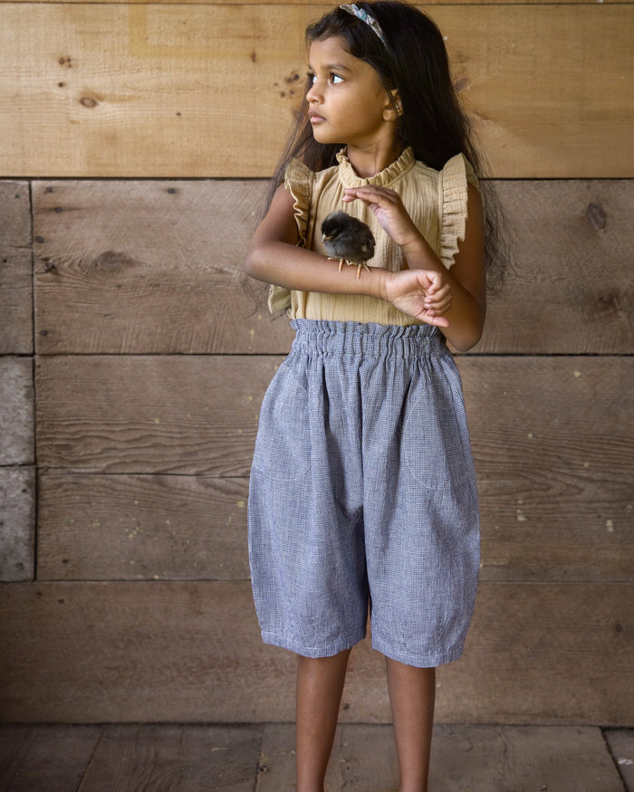 Little soor ploom girl thelma camisole in chai