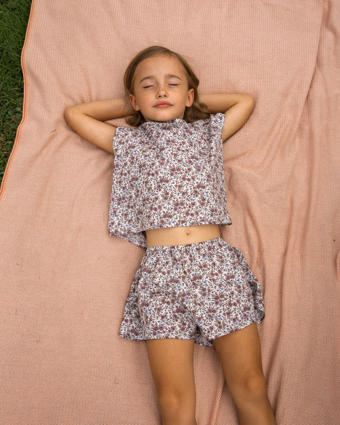 Little soor ploom girl thelma camisole in daisy print