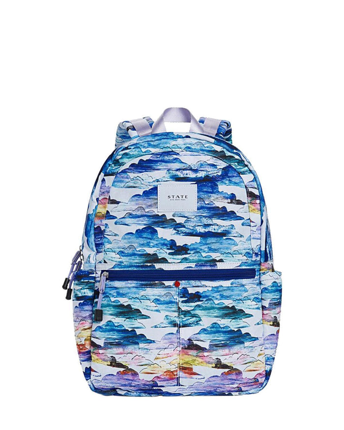 Little state bags accessories kane backpack in clouds