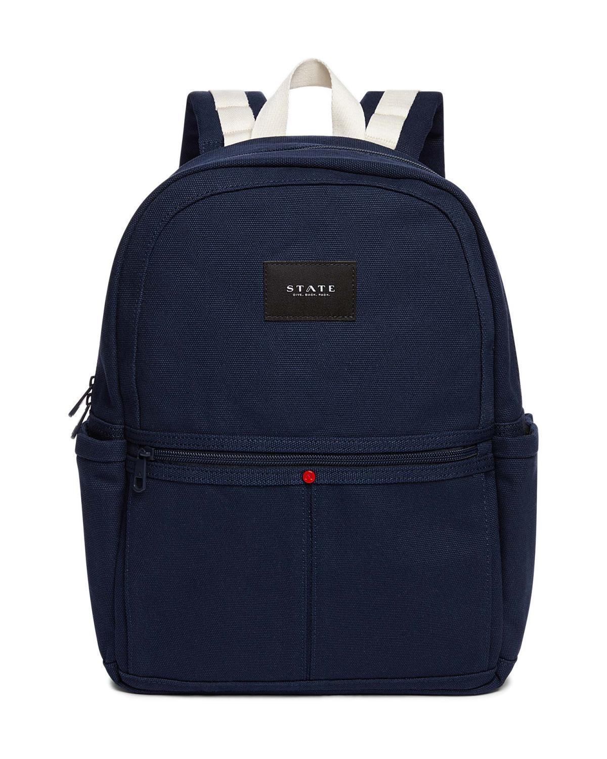 Little state bags accessories kane backpack in navy