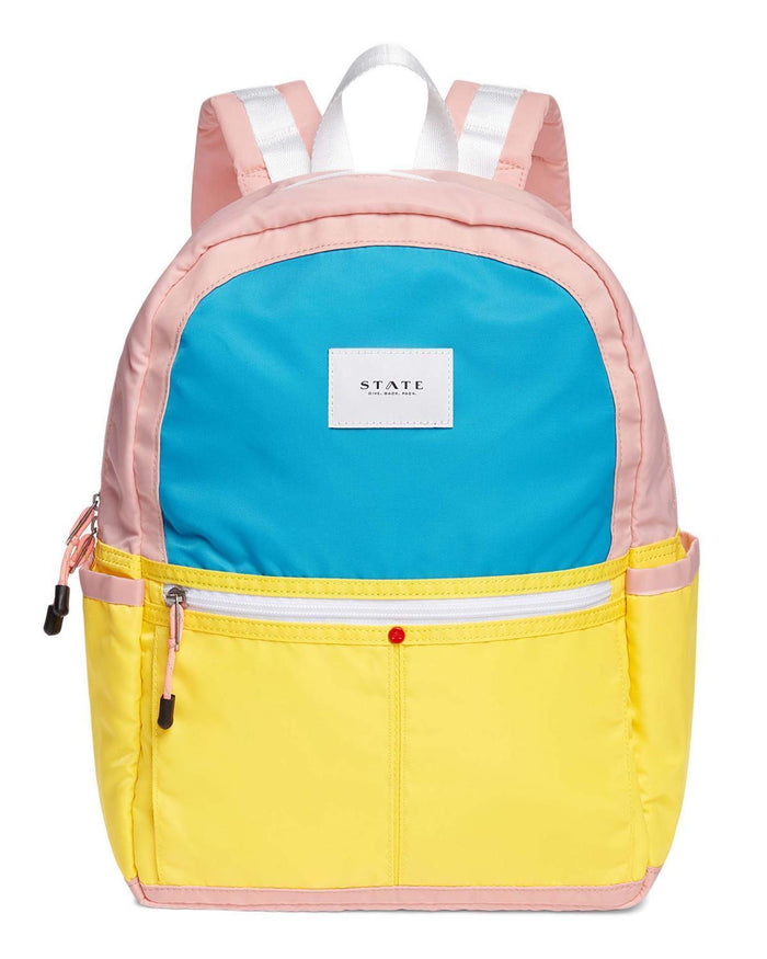 Little state bags accessories kane backpack in pink multi