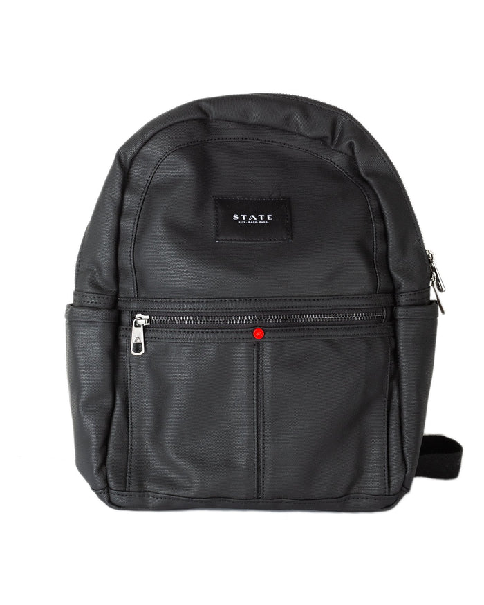 Little state bags accessories mini kane backpack in black