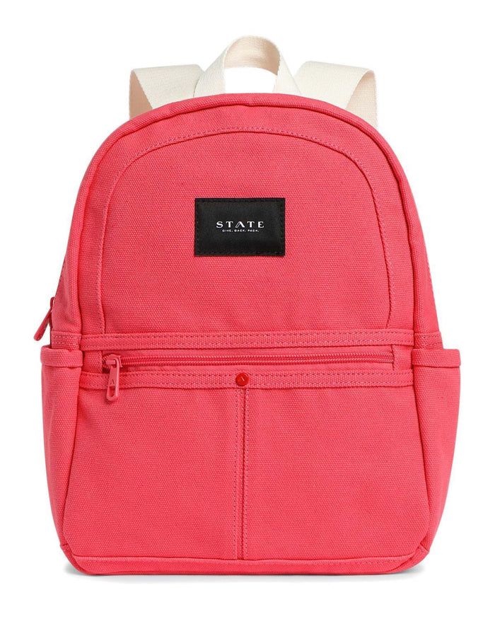 Little state bags accessories mini kane backpack in poppy