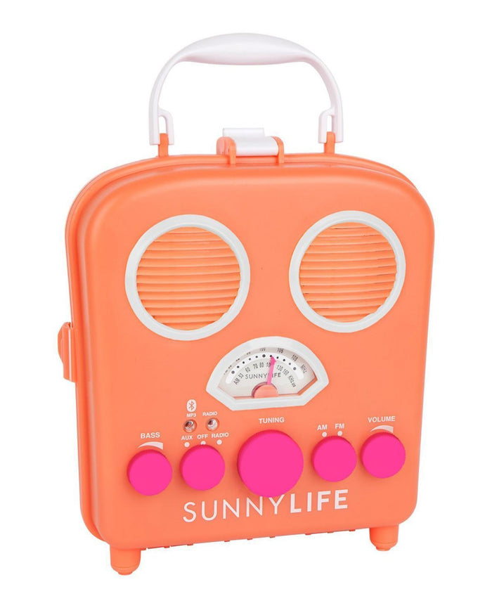 Little sunnylife play beach sounds in apricot