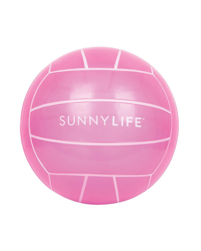 Little sunnylife play Giant Pink Volley Ball