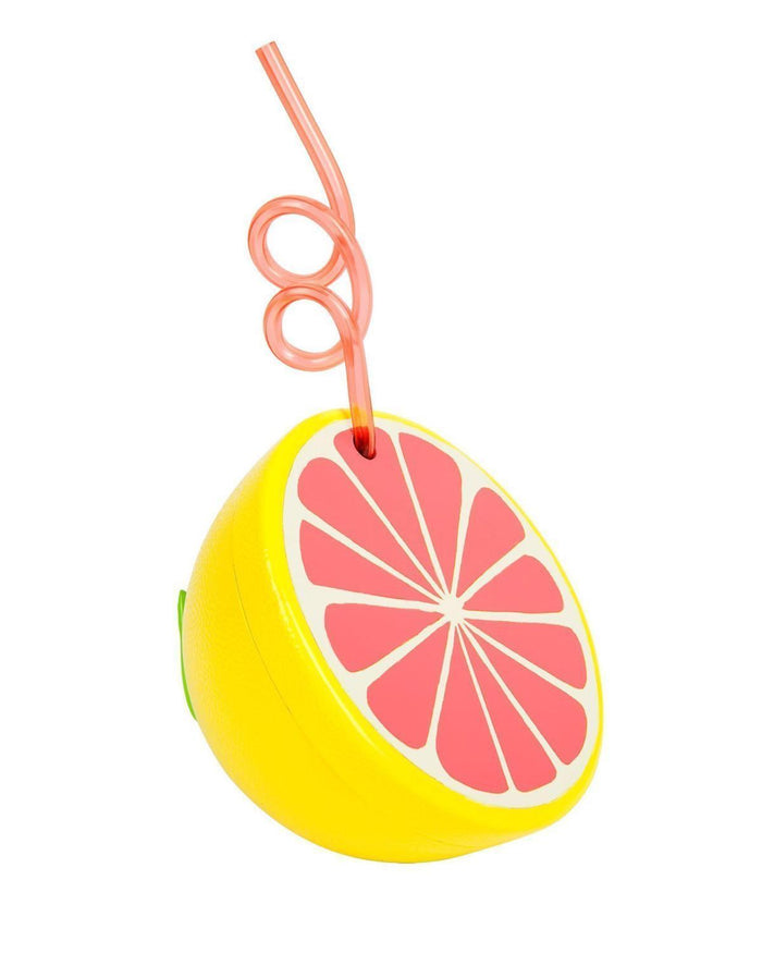 Little sunnylife play grapefruit sipper