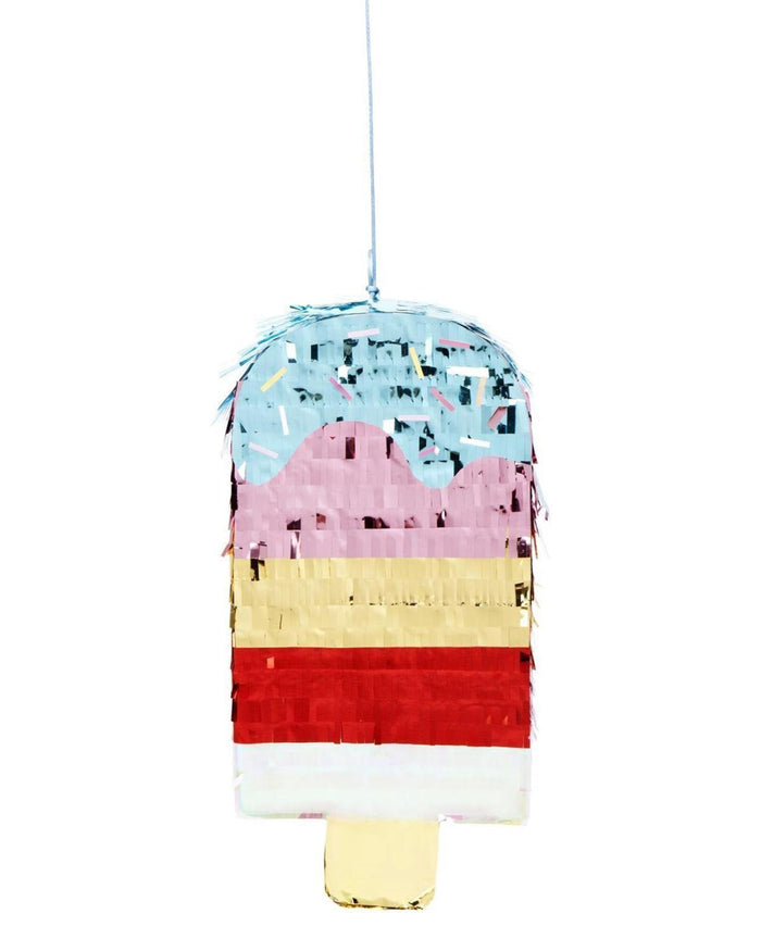 Little sunnylife paper+party ice lolly mini piñata
