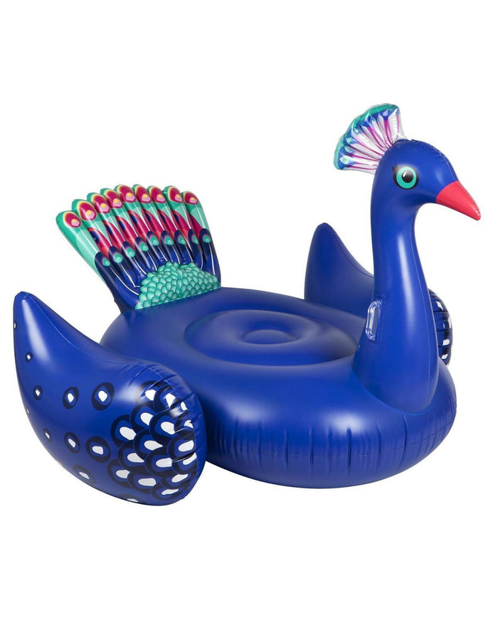 Little sunnylife play peacock ride-on float