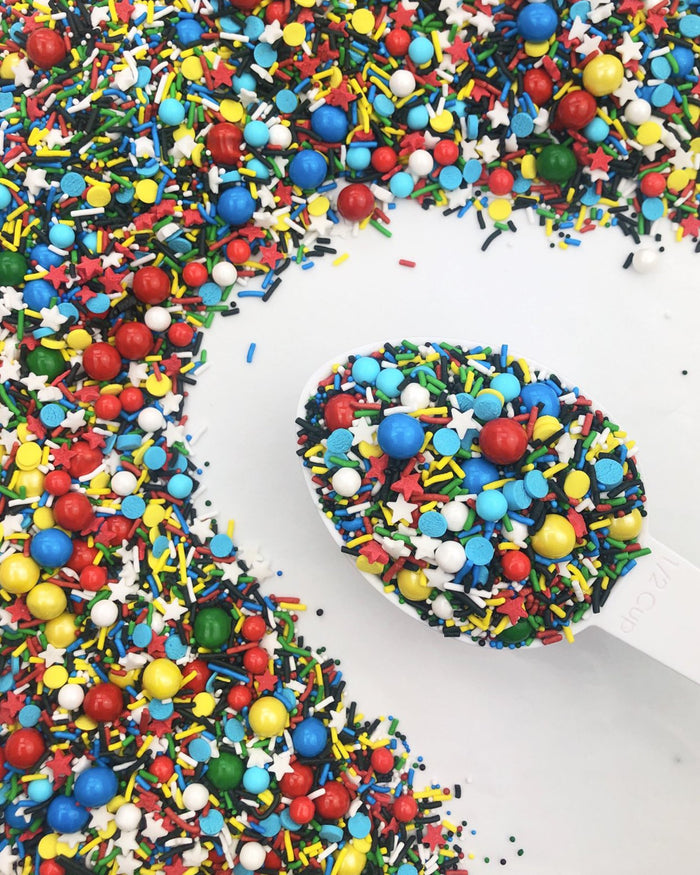 Little sweetapolita paper+party sprinkle medley in comic book