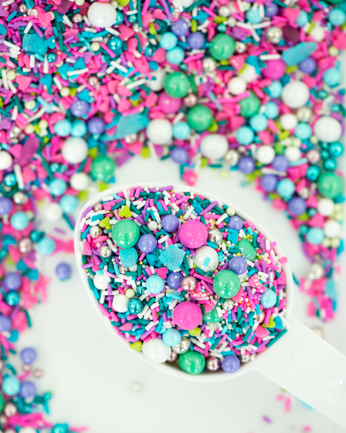 Little sweetapolita paper+party sprinkle medley in my heart goes pop!