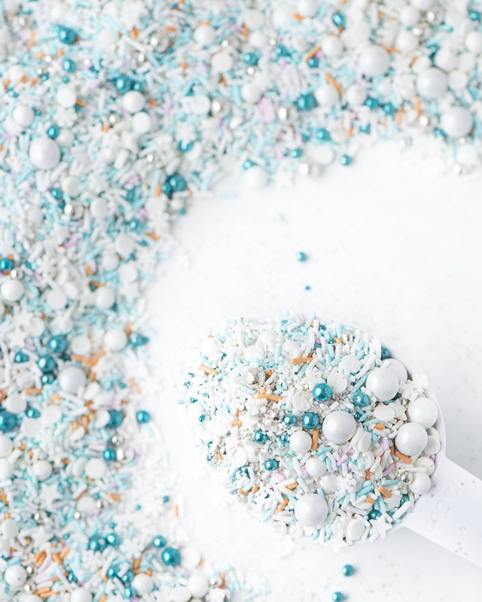 Little sweetapolita paper+party sprinkle medley in snow and tell