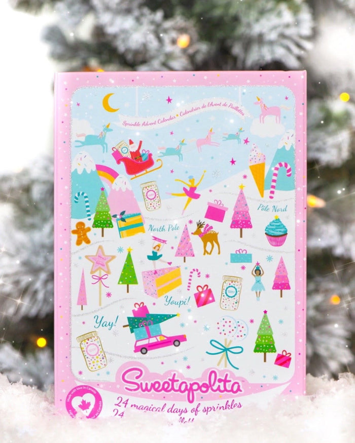 Little sweetapolita paper+party sweetapolita advent calendar