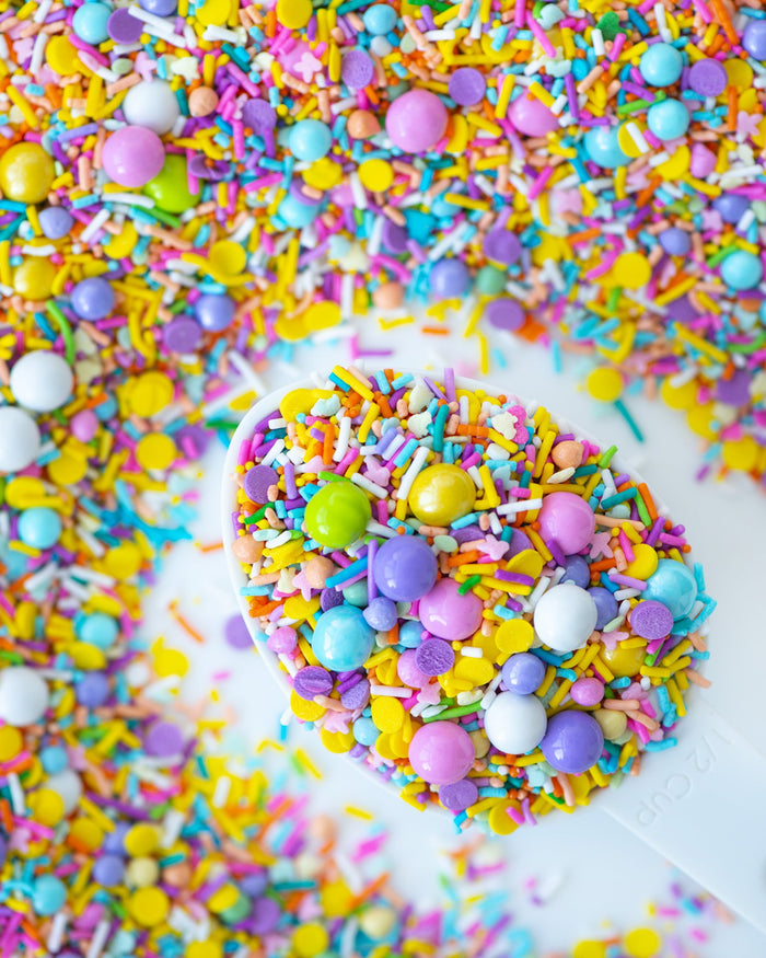 Little sweetapolita paper + party you're so egg-stra sprinkle medley