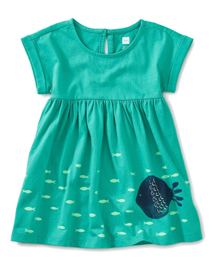 Little tea collection baby girl 3 big fish empire baby dress