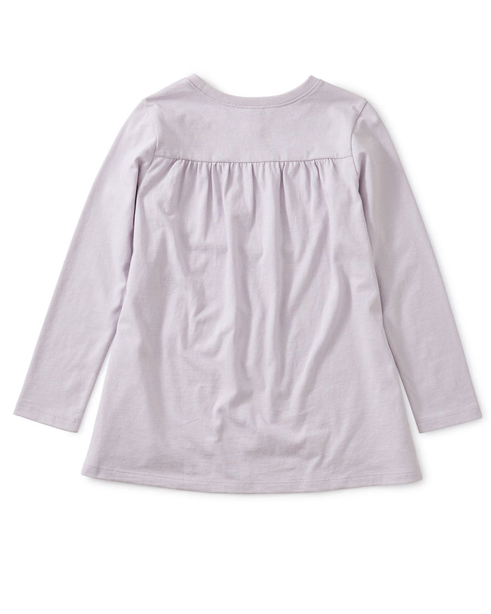 Little tea collection girl himalayan deer twirl top