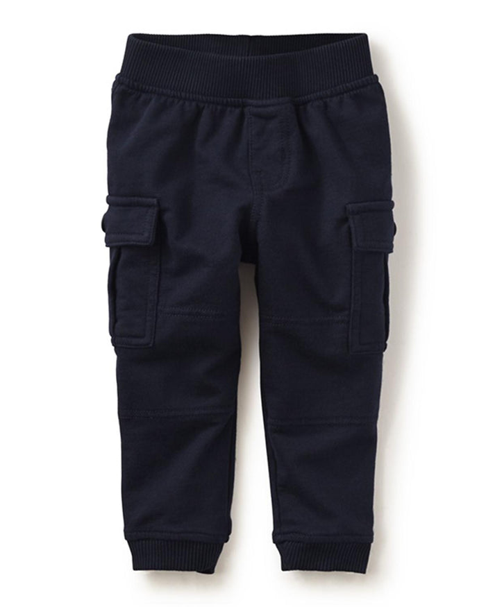 Little tea collection baby boy 3-6 Ready to Roll Baby Cargo Pant