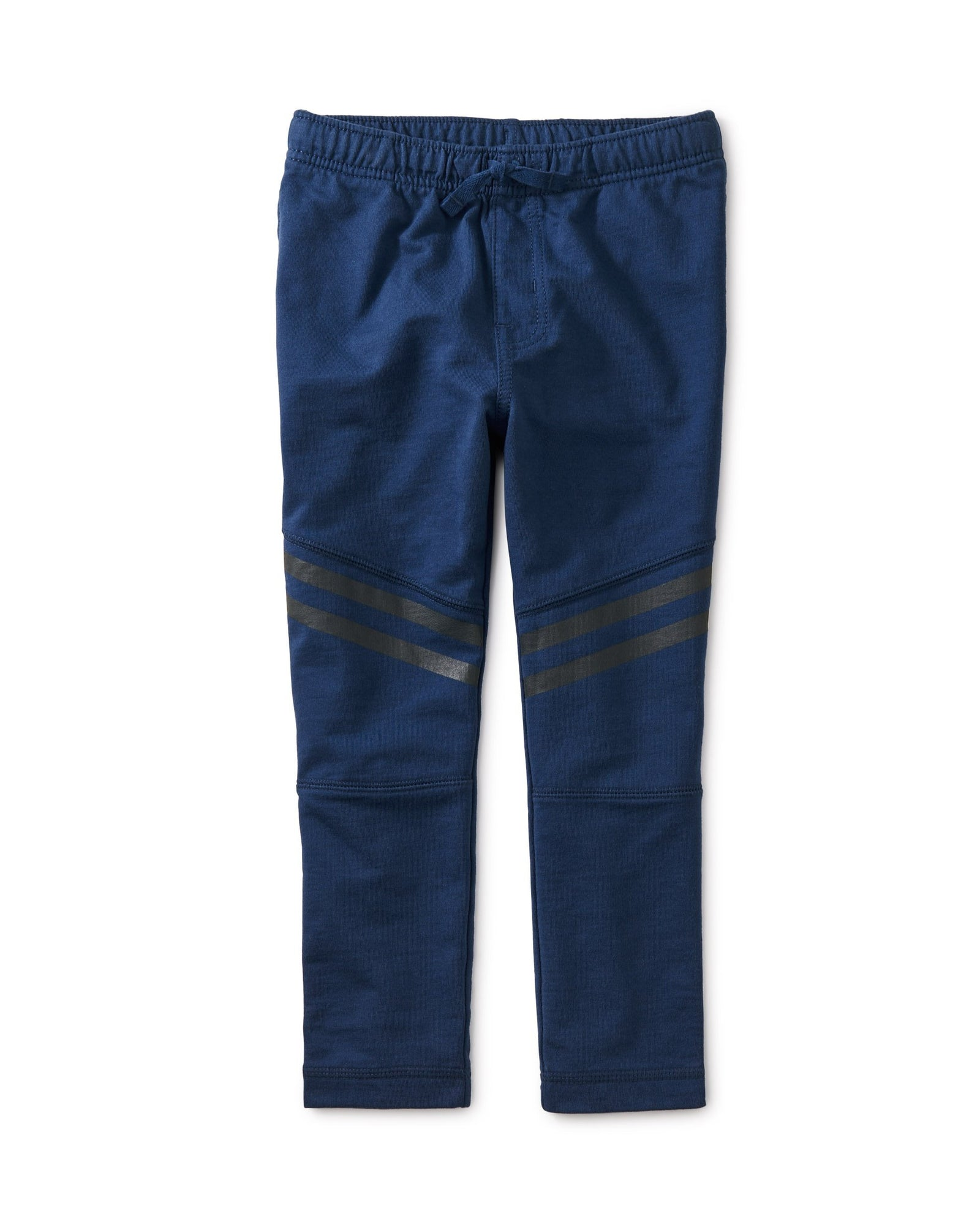 Little tea collection boy Speedy Striped Play Pant in Nightfall