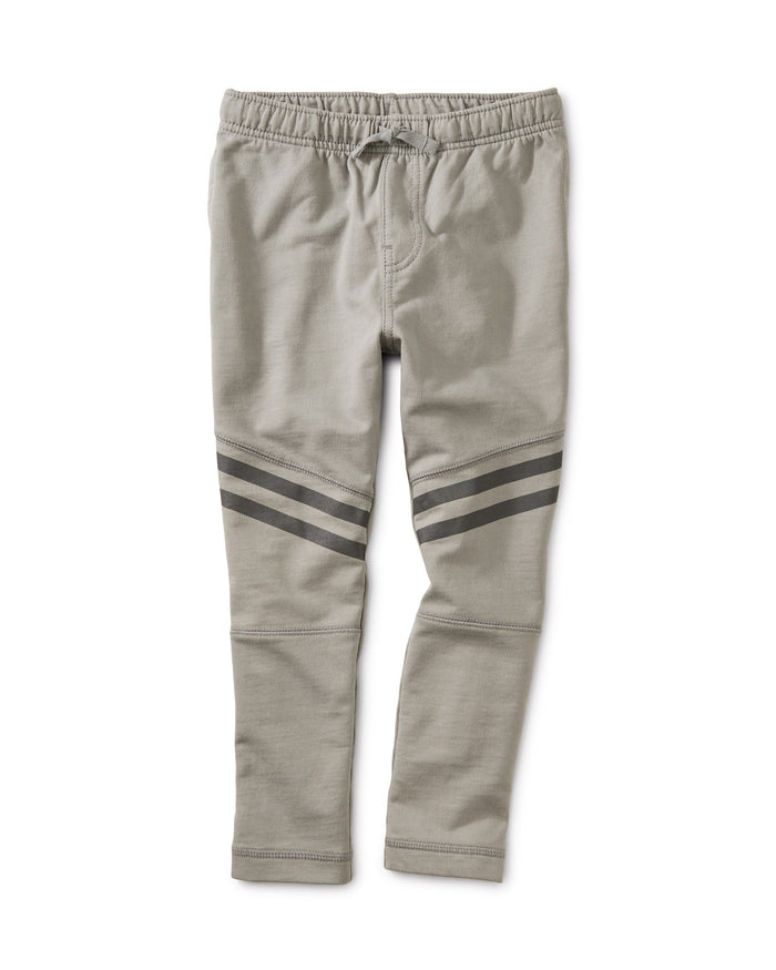 Little tea collection boy Speedy Striped Play Pant in Stratus