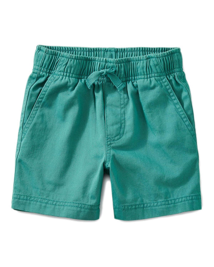 Little tea collection boy 10 twill sport shorts