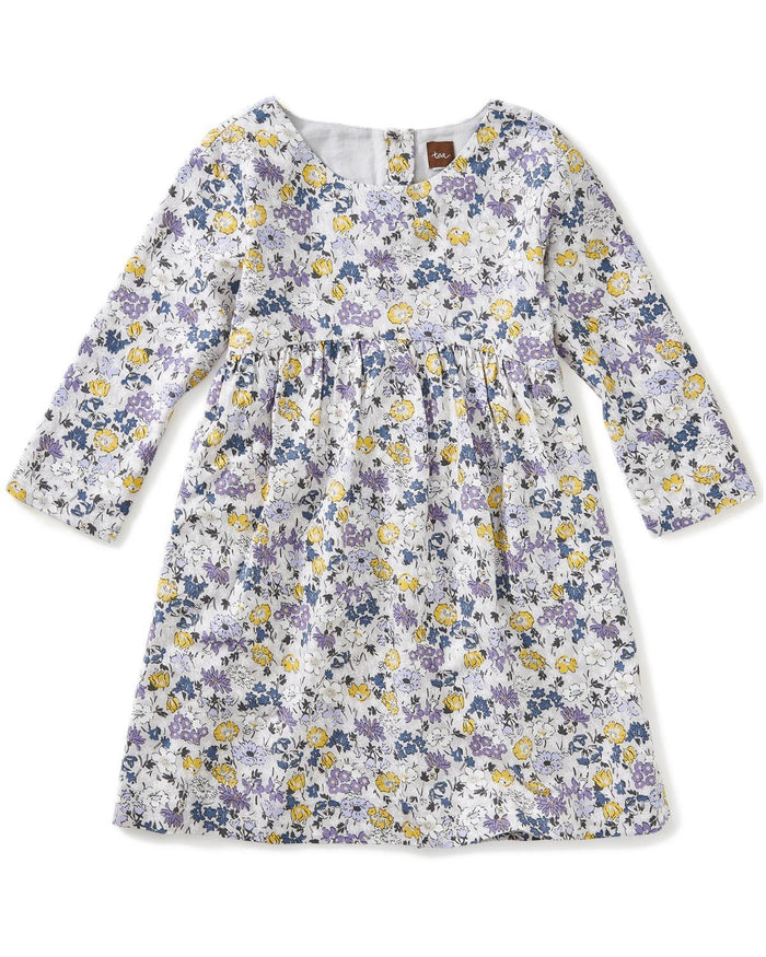 Little tea collection girl 2 wildflower bloom party dress