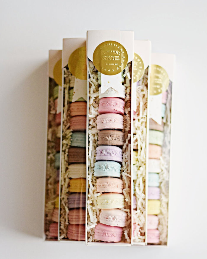 Little the brilliant chalk co play large macaroon box set