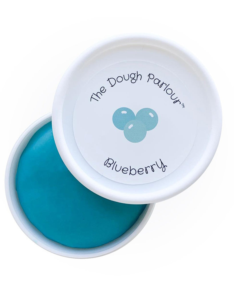 Little the dough parlour play dough in blueberry