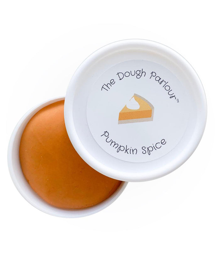 Little the dough parlour play dough in pumpkin spice
