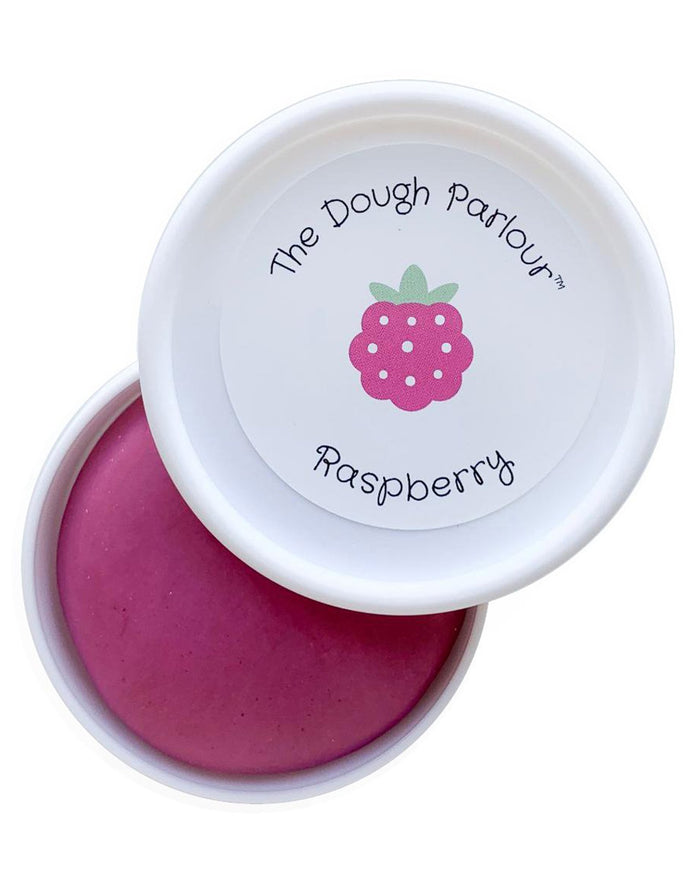Little the dough parlour play dough in raspberry