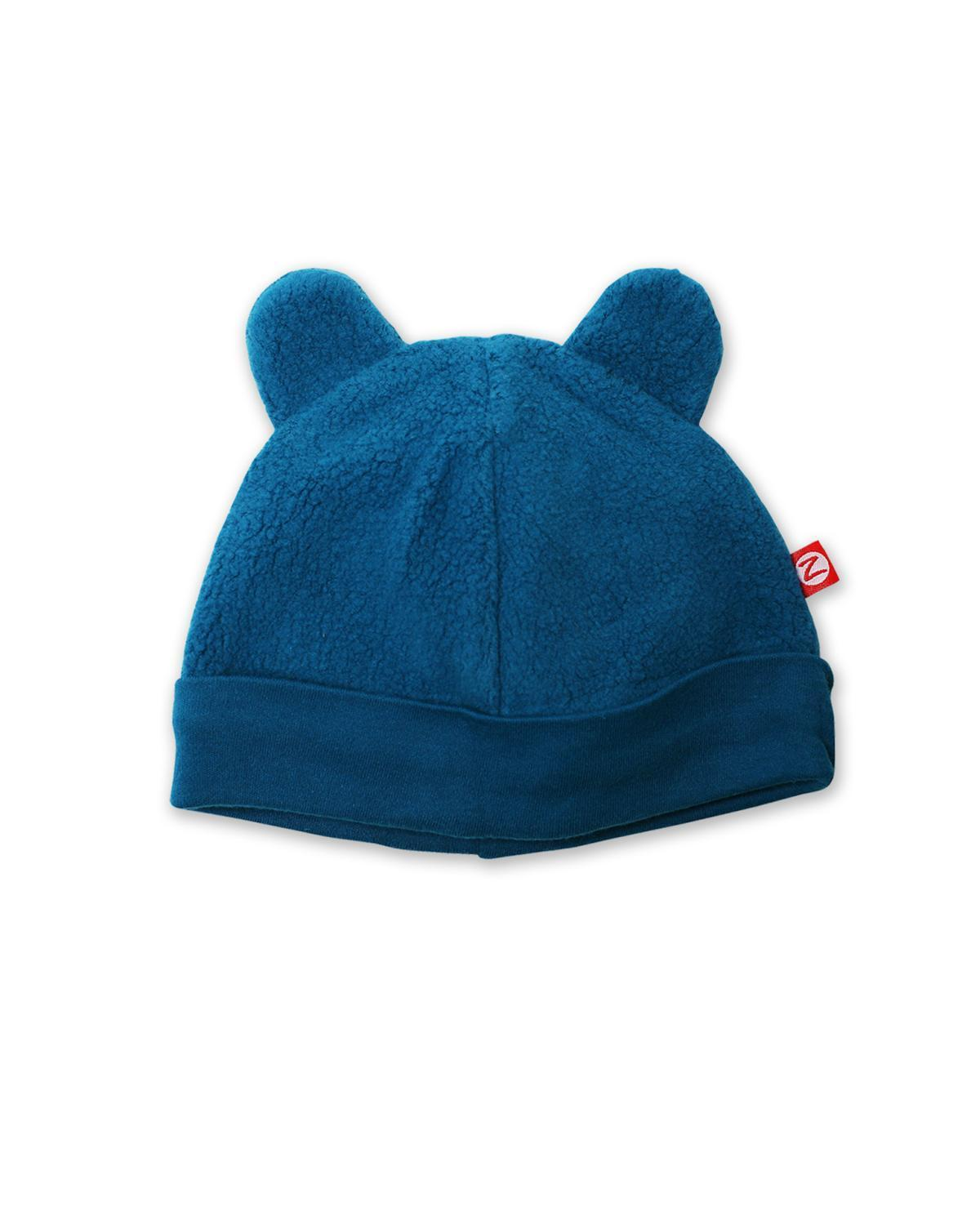Little zutano accessories 3m Cozie Fleece Hat in Pagoda