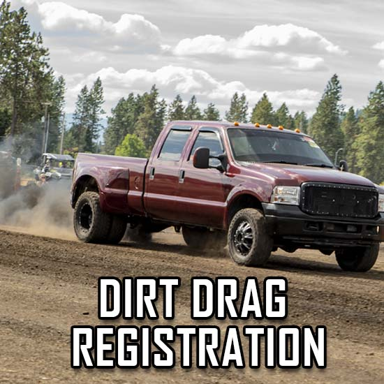 Dirt Drags Registration