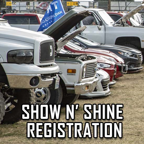 Show N Shine Registration