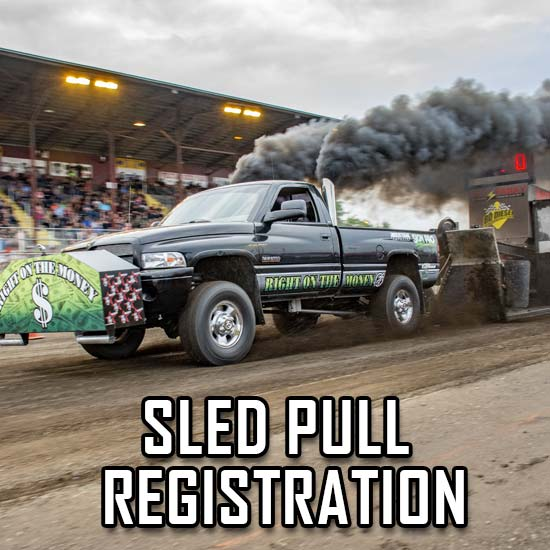 Sled Pull Class Registration