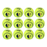 Fire USSSA Classic M Slowpitch Softballs - 1 Dozen