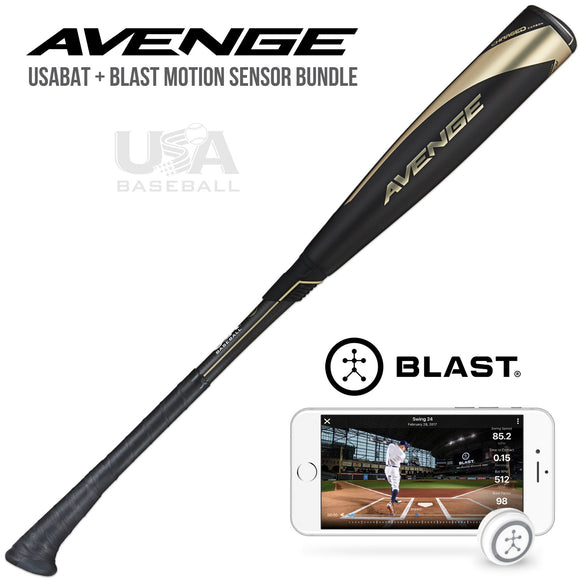 2020 Avenge USA + Blast Motion Bundle