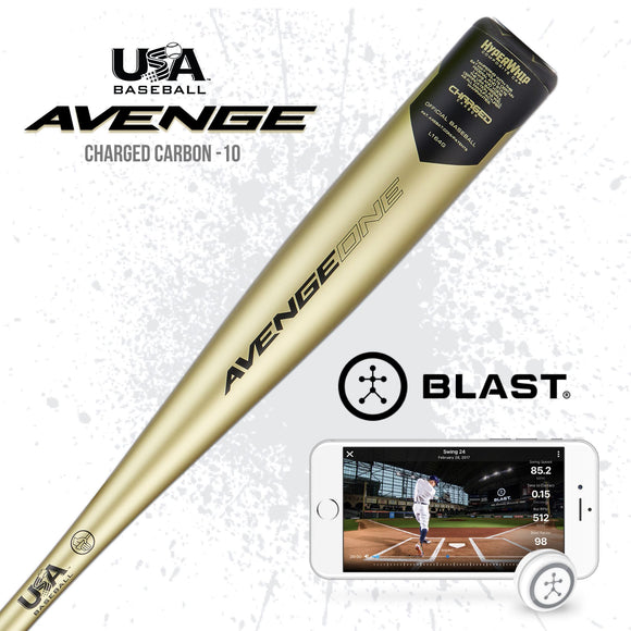 Avenge One USABAT -10 + Blast Motion Bundle