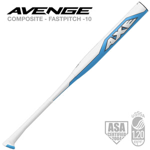 2018 Avenge Composite (-10) Fastpitch ASA USSSA