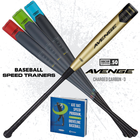 Ultimate Hitter Bundle - BBCOR BASEBALL