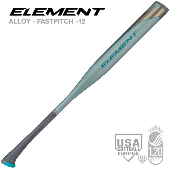 2022 Element (-12) Fastpitch Softball ASA/USA USSSA