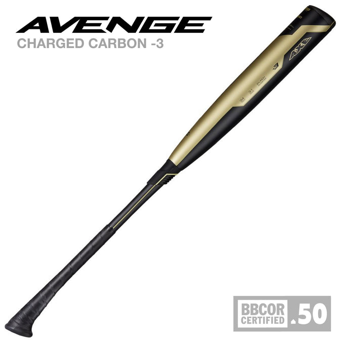 2019 Avenge Composite (-3) BBCOR Baseball