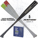 2020 USSSA Avenge + Youth Speed Trainers Bundle