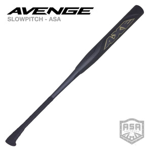 2019 Avenge ASA Slowpitch Softball Bat