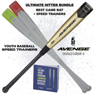 Avenge -8 USSSA + Youth Speed Trainers Bundle