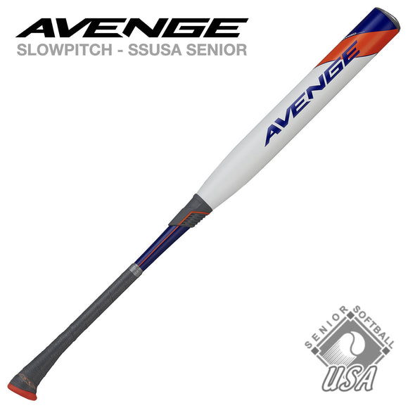 2022 Avenge SSUSA Senior Softball Slowpitch Bat