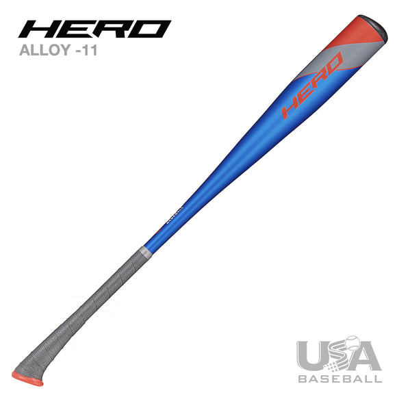 2022 Hero USABAT (-11) Baseball