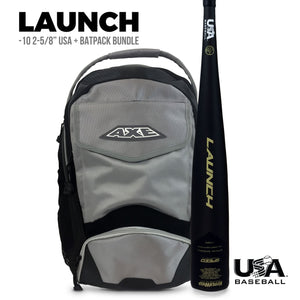 Launch (-10) USABAT + BatPack Bundle